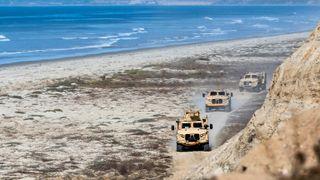 USA med nytt kystforsvar: Ubemannede feltvogner med kongsbergmissiler på taket