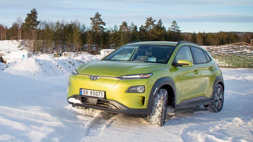 Hyundai Kona får antakeligvis kortere leveringstid.