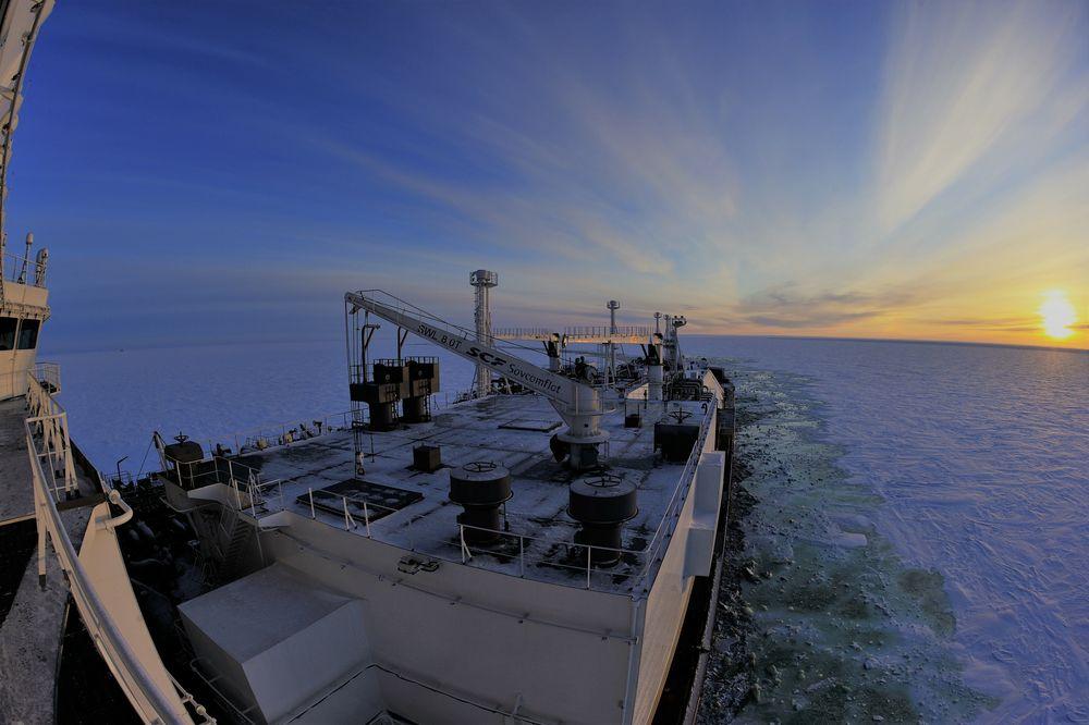 ABB-teknologi støtter bærekraftig framtid for arktisk shipping