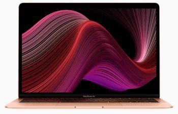 2020-utgaven av Macbook Air har blitt litt billigere enn forgjengeren.