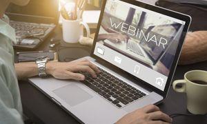 Hva er et webinar – og hvordan kommer du i gang?