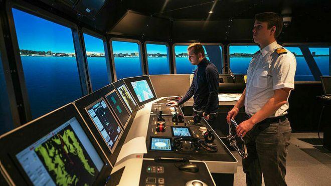 Gudmund har vært navigatør i 18 år – nå utvikler han selvnavigerende skip