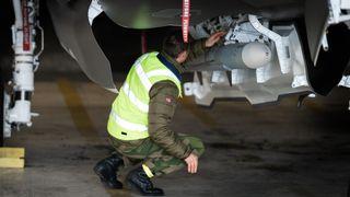 Missilet som gjør at jagerflyet virkelig kan bite fra seg: Gjør klart for første flytest med JSM på F-35