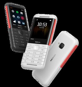 Nokia 5310 koster ikke mange hundrelappene, og skal ha lang batteritid.