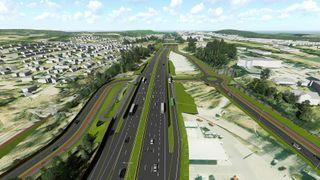 Forskningsrapport: Større veikapasitet i byområder ga økt trafikk og mer kø