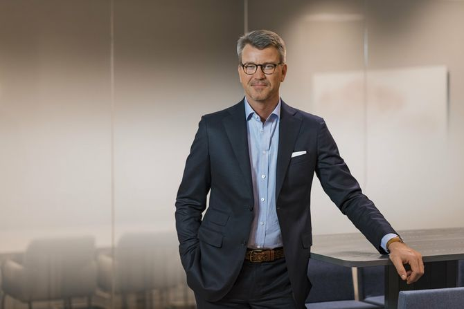 Anders Jensen, NENT Group President and CEO