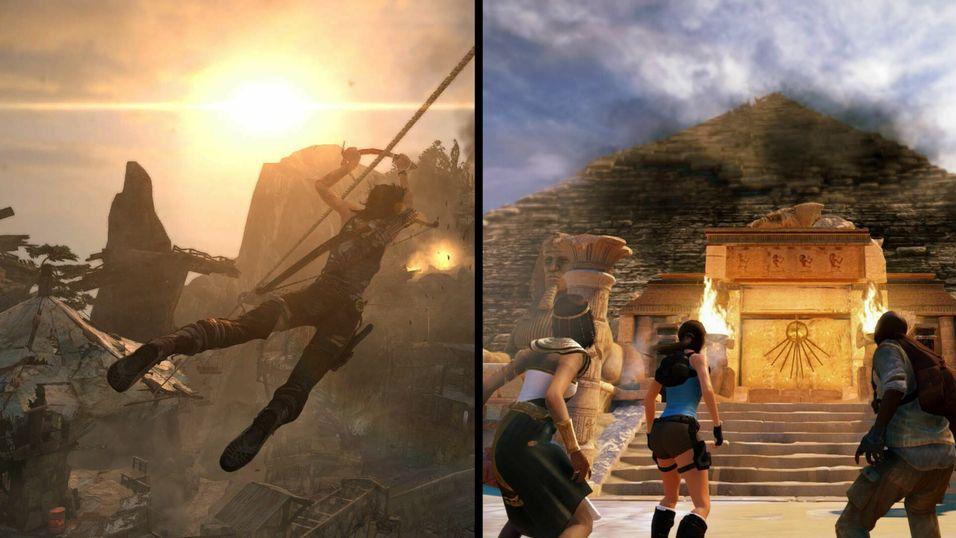 Akkurat nå får du to Tomb Raider spill helt gratis på PC