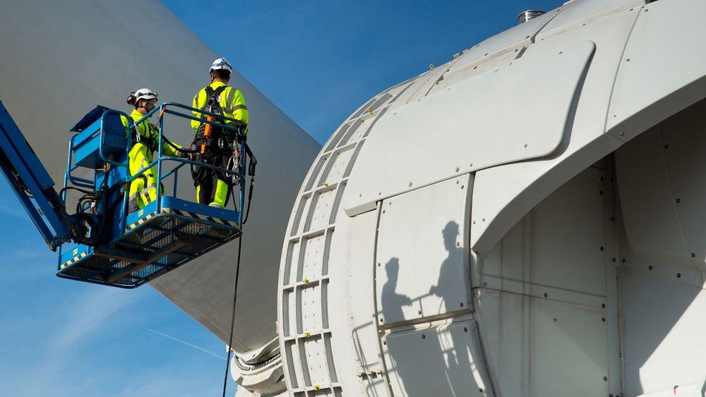 BRANDSTORY: Holder vindmøllene i gang