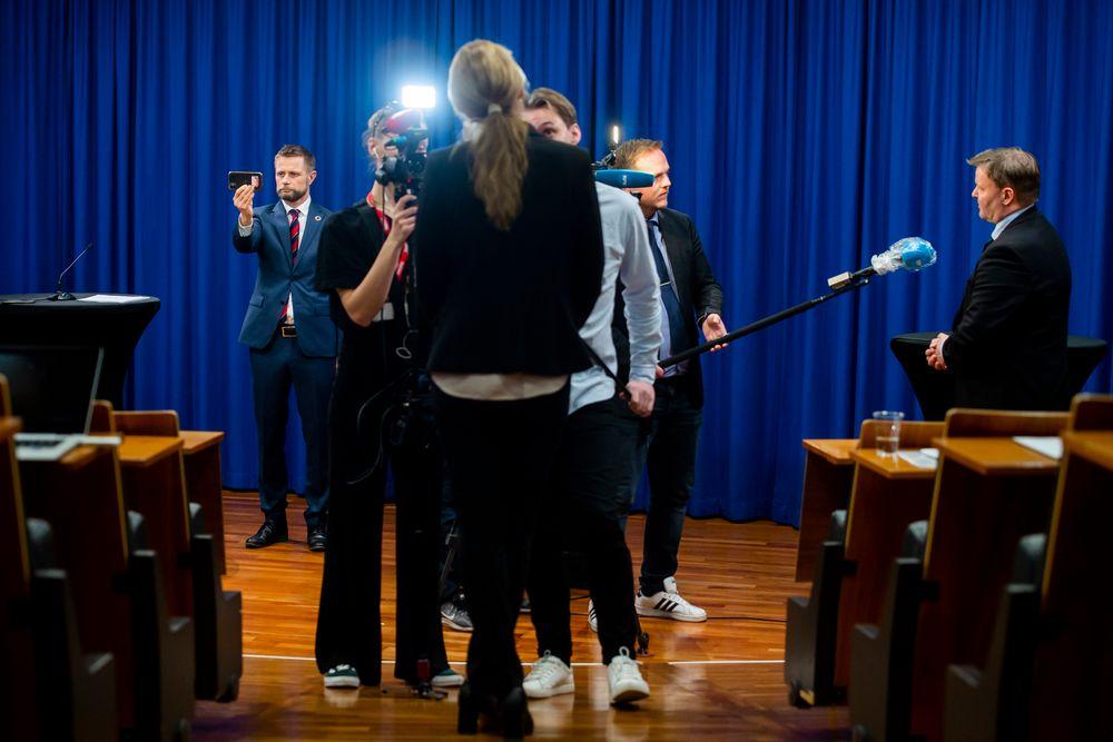 Fhi Og Helsedirektoratet Far Opp Mot 250 Mediehenvendelser Daglig Medier24 No