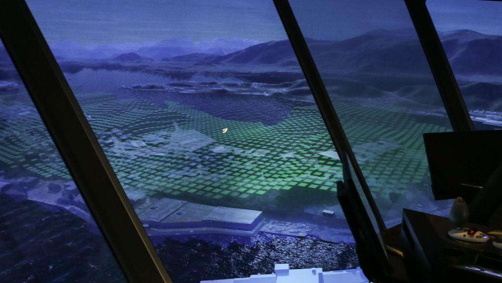 Utvikler smart Ålesund: I simulatoren ser vi hvordan byen bygges opp med smarte løsninger i en digital tvilling.