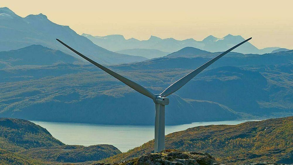 I tillegg til vindkraftverket som skulle produsere400 GWh i året, hadde investorene også planer om hydrogenproduksjon på Andøya.