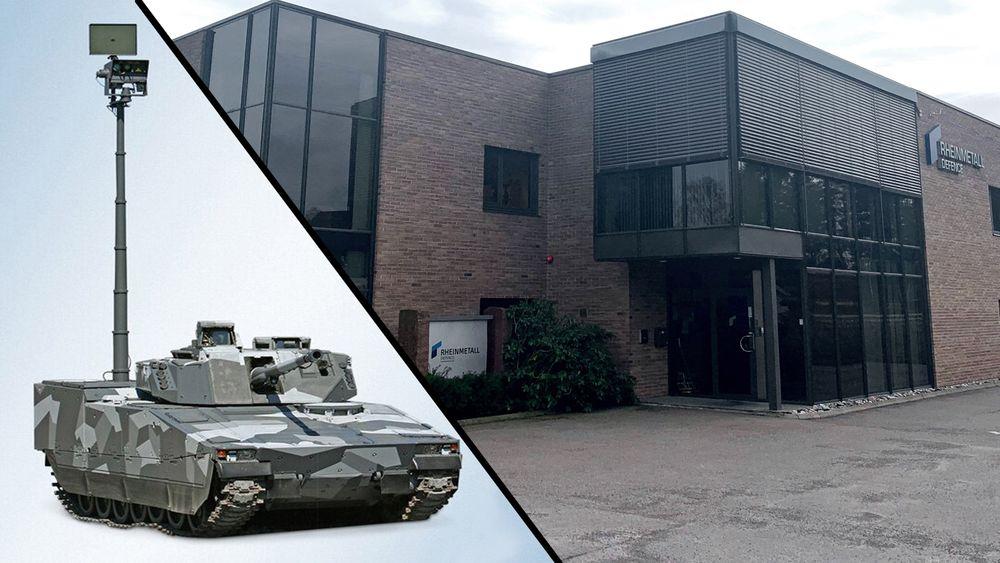 Det har hatt store konsekvenser for Rheinmetall Norway at Forsvaret hevet kontrakten om Vingtaqs II på CV90.