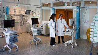 Kappløp for å lage flere respiratorer:Koronakrisen har skapt et desperat behov for pustemaskiner