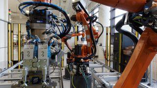 Corvus venter marked på 10 milliarder kroner – utvider og automatiserer batterifabrikk