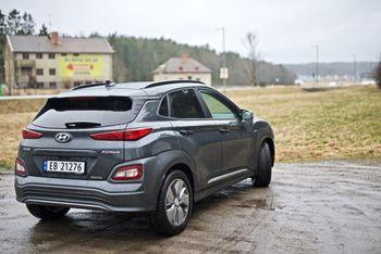Hyundai Kona 2020-modell.