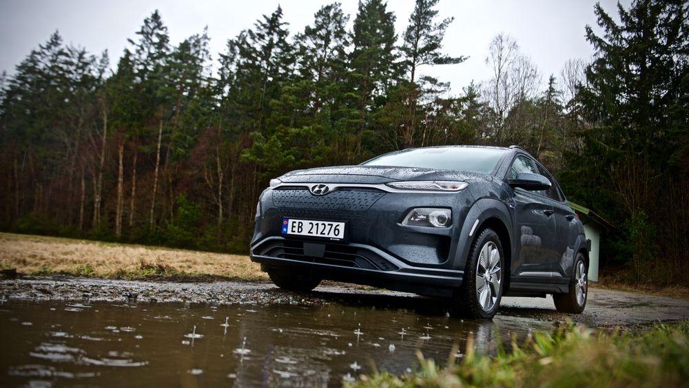 Hyundai Kona har lenge hatt rundt to års leveringstid, men den er nå kortet ned til rundt fire måneder. Det gjør den mer aktuell for norske kjøpere.