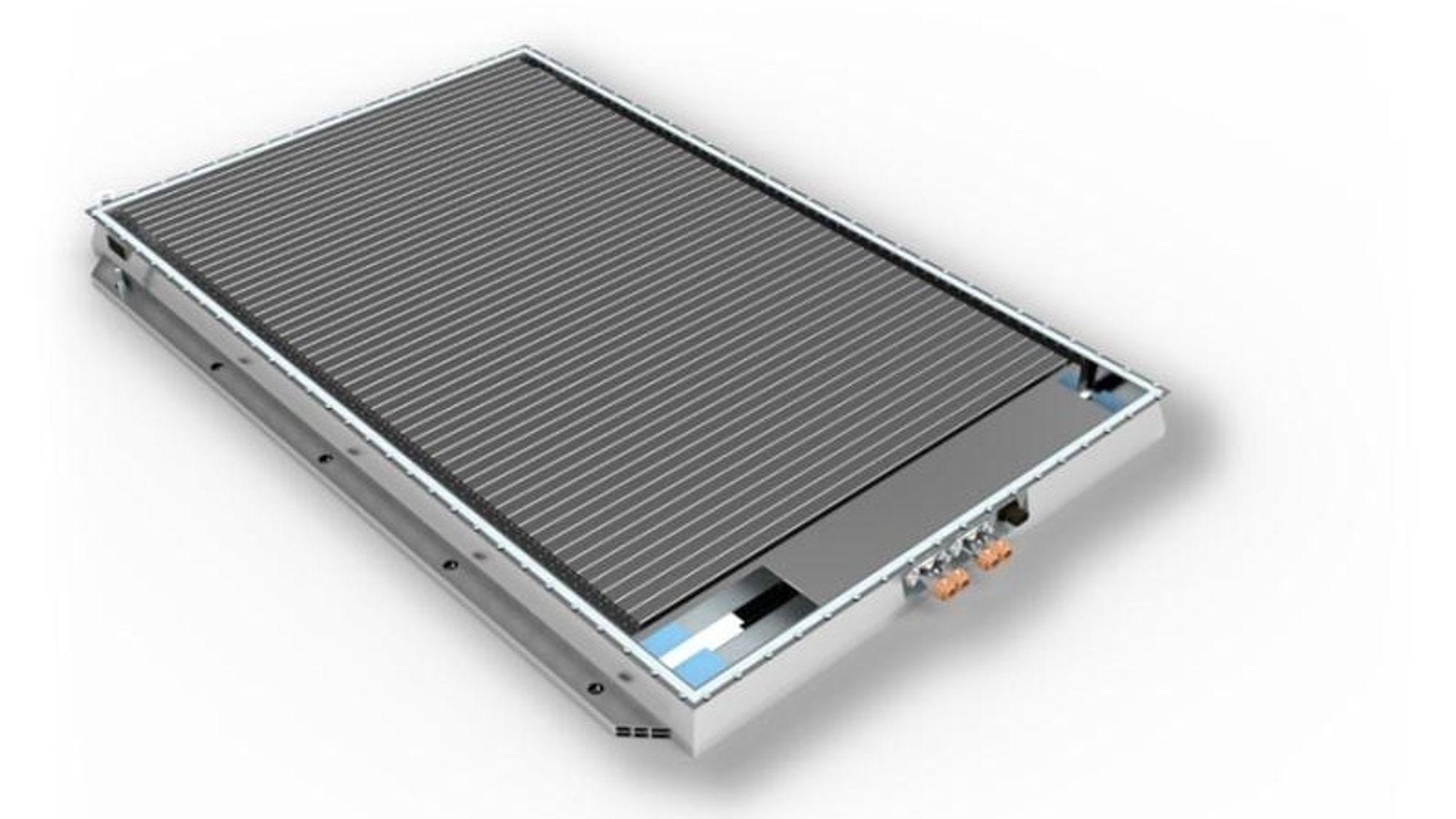 Blade Battery skal verken eksplodere eller brenne, ifølge BYD.