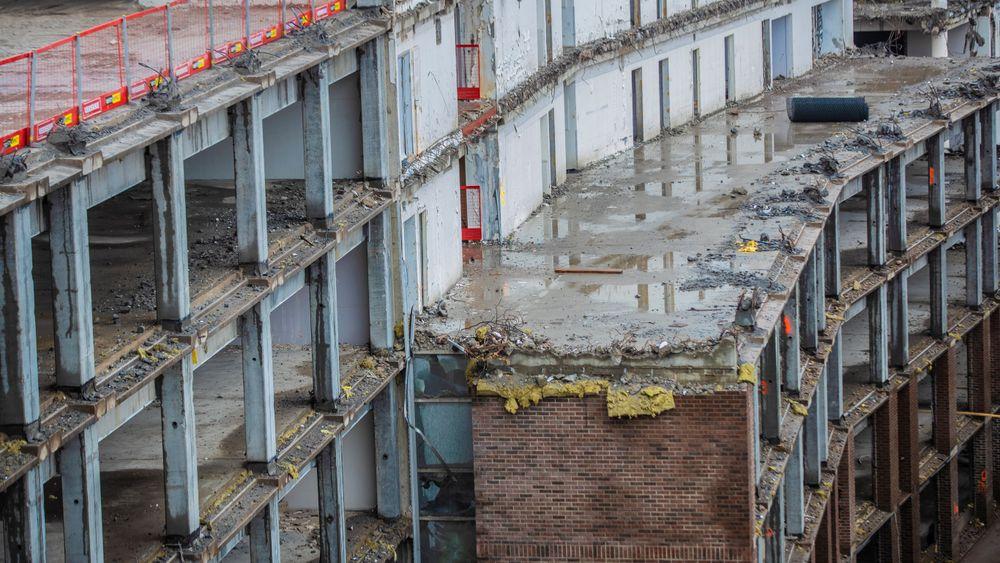 Nye regler skal gjøre det lettere å bruke tegl og betong om igjen som fyllmasse,