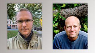 Leo Valen, selvstendig teknologirådgiver og utvikler i Null AS og Petter Bae Brandtzæg, Institutt for medier og kommunikasjon, UiO og sjefforsker ved SINTEF Digital