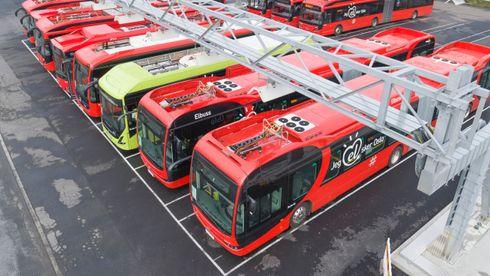 Tunge busser og myk asfalt skaper trøbbel for ladingen: Dette har Ruter lært etter to år med elbuss