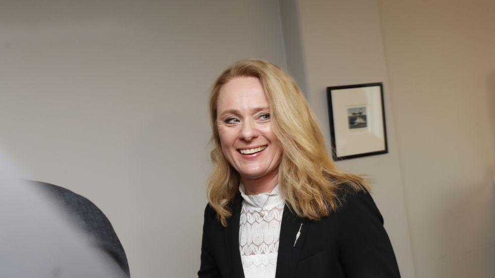 Tidligere arbeids- og sosialminister Anniken Hauglie blir ny administrerende direktør i Norsk olje og gass.