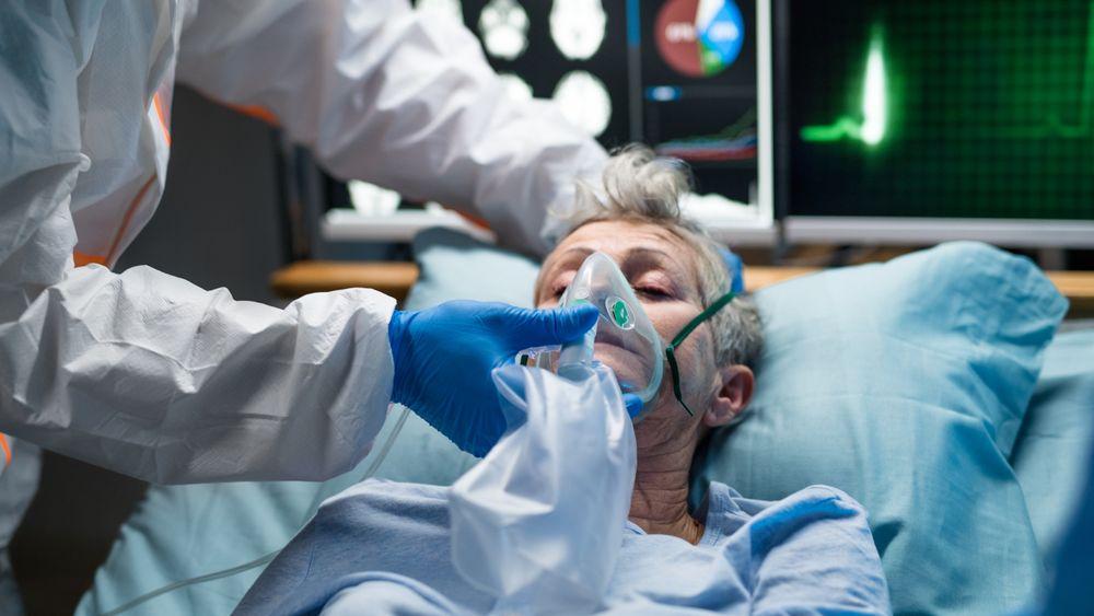 Regjeringen bestiller 1000 nødrespiratorer fra Laerdal Medical.