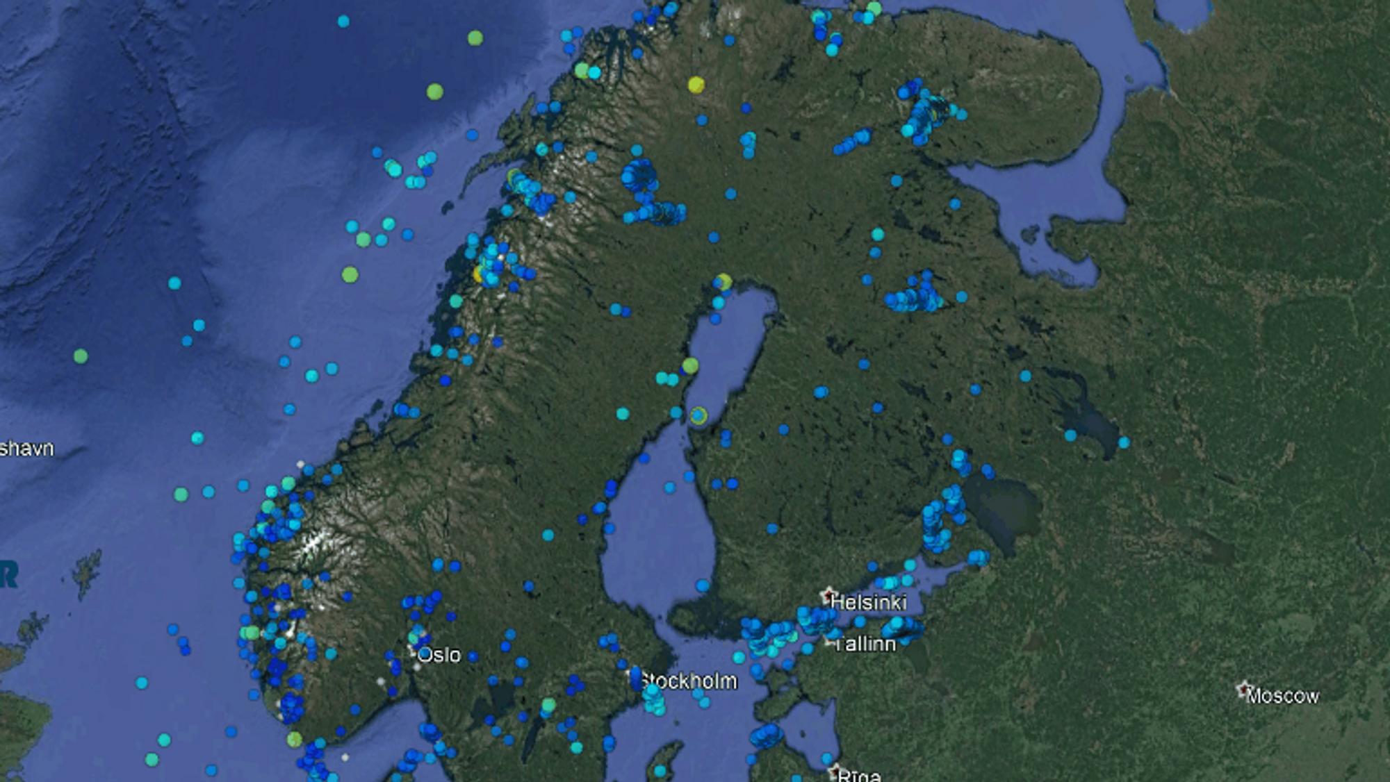 Etter årtier med seismiske målinger mener Norsar det er forsvarlig å lempe på kravene til sikkerhet mot jordskjelv.