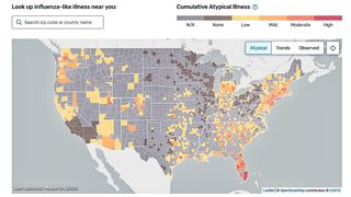 Norsk teknologi kartlegger Covid-19-spredning i USA tre uker raskere enn myndighetene klarer
