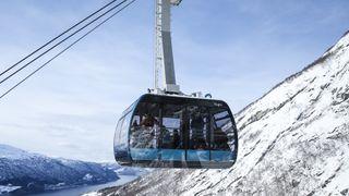 Planer om gondoler Norge rundt: – Kan føre til økt turisme