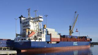 Avansert og effektivt: Slik skal digitale containere endre sjøtransporten
