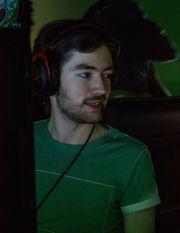 Lagleder for Momentum, William «kyt» Hestenes, spiller sin første sesong i 1. Divisjon.