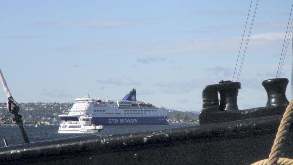 Tilbakeblikk. Ikke mange passasjerskip eller turistbåter å se på fjordene nå.