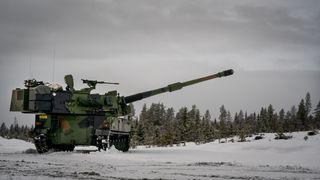 Korona stopper ikke koreanske kanoner: Den store artilleri-leveransen starter nå