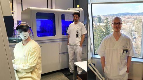 Bioingeniørene står midt i koronakampen. Men de føler seg usynlige