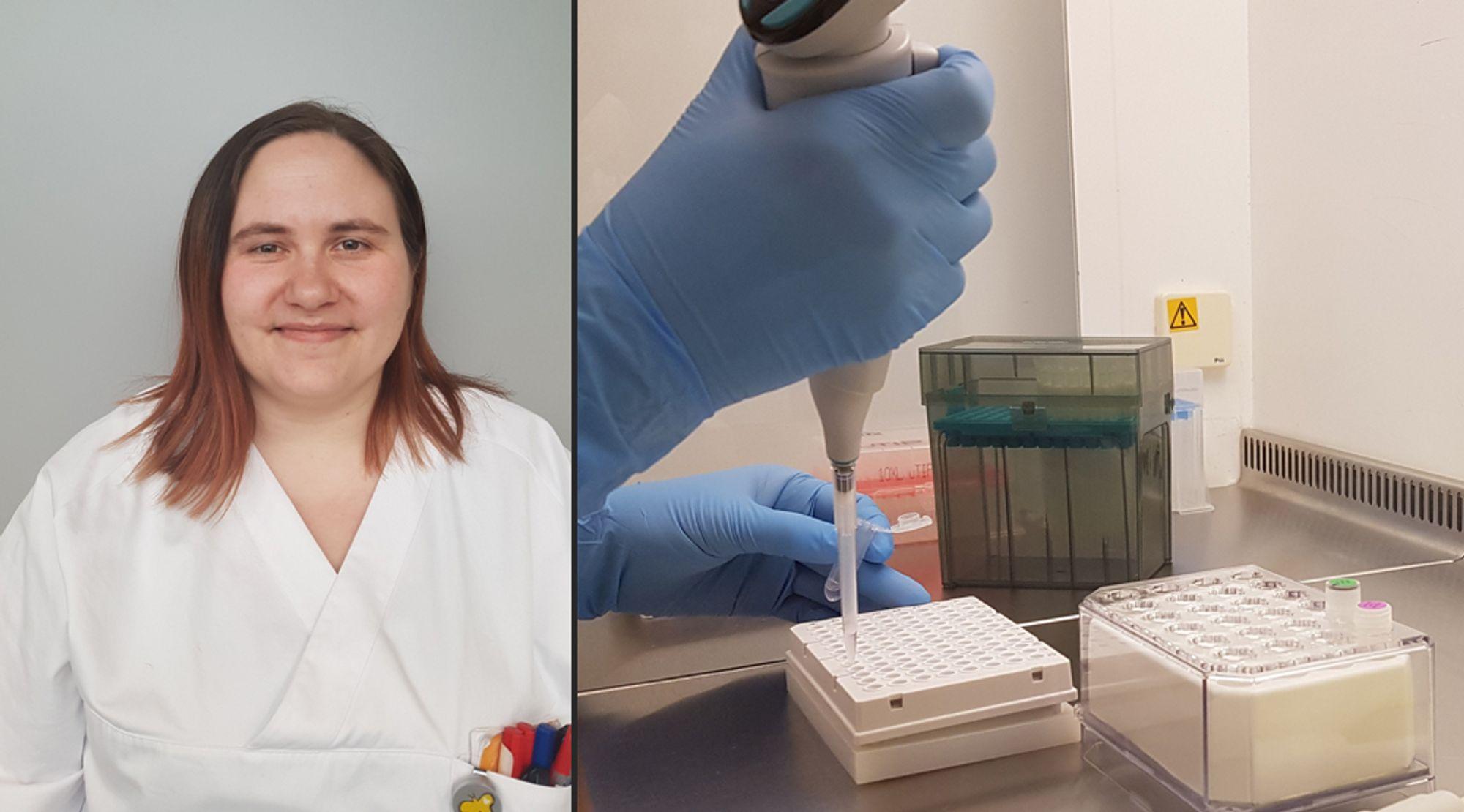 Det personellet som trengs for analysering er bioingeniører, og de er en økende mangelvare i Norge. I februar 2020 slo Nito alarm om at framtidig mangel på bioingeniører er en varslet krise i helsevesenet, skriver Silje Nysted Hagen.