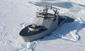 Slik kom klimaforskere med norsk Kystvaktskip til Nordpolpunktet