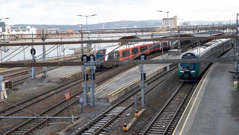 Drammen stasjon skal forsynes med strøm fra egne solcellepanel