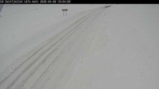 Krevende vinter i nord: Fjellovergangene stenges to til tre ganger så ofte som normalt