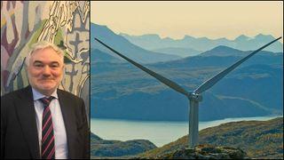 Tysklands ambassadør inn i vindkraftstriden på Andøya