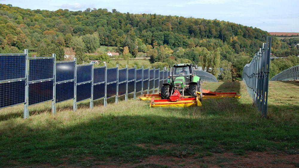 Next2Sun mener systemene egner seg spesielt godt for landbruket.