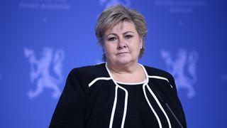 Direkte kl 16.00: Erna Solberg presenterer de nye korona-tiltakene