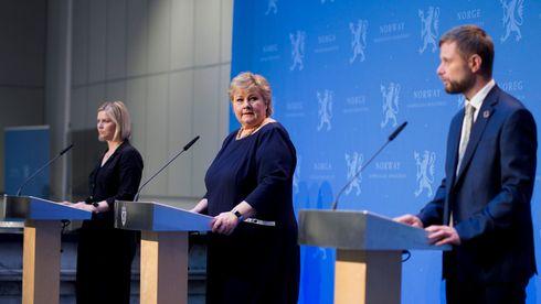 Slik skal Norge gradvis åpnes opp