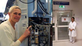 Ved to av Norges største sykehus holder 73 ingeniører liv i 48.000 apparater