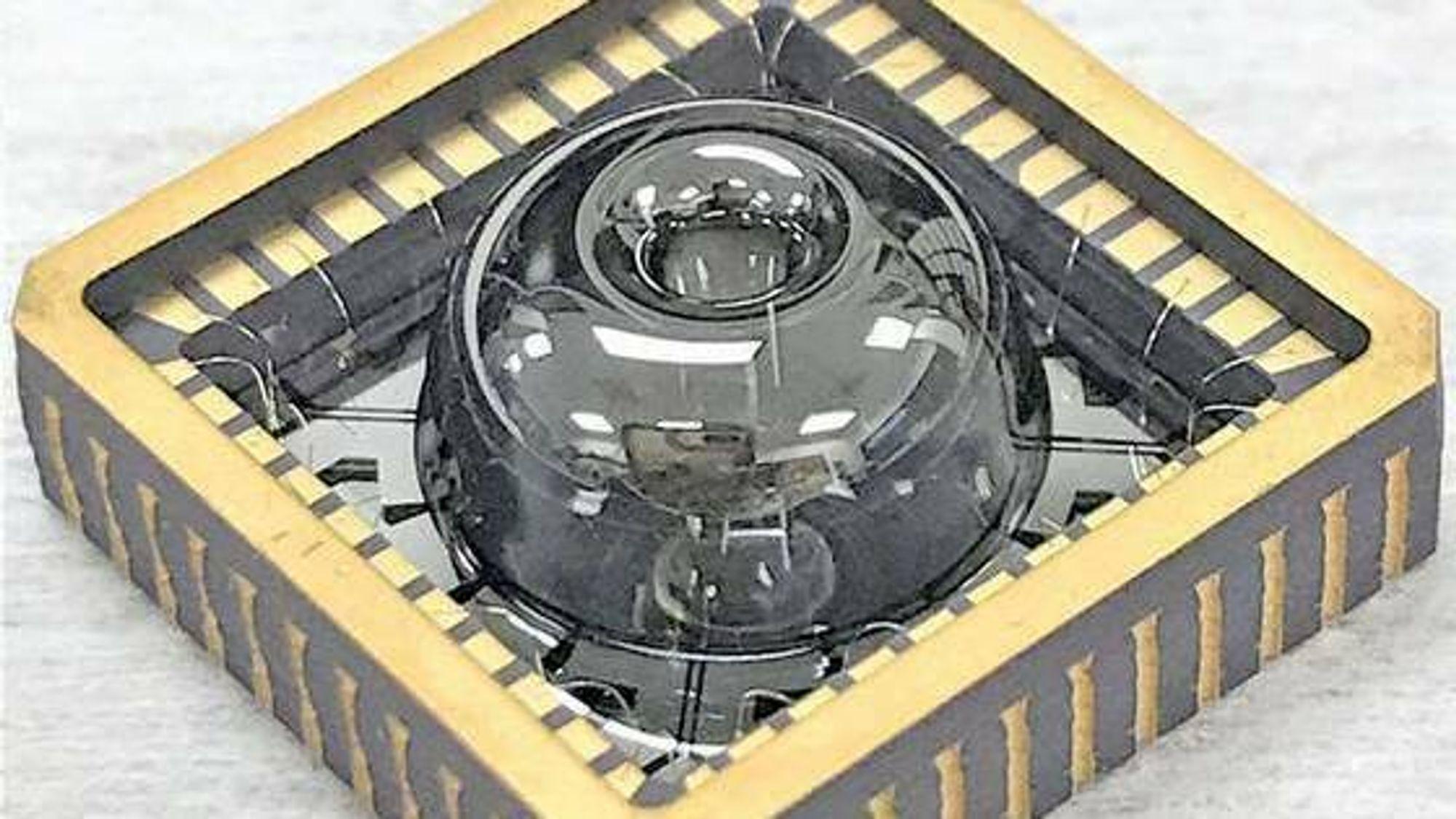 Ekstremt nøyaktig gyroskop gjør autonome biler bedre