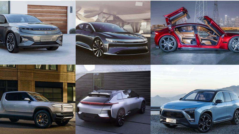 Sp jobber med tre alternative forslag til elbilfordeler. Ett av dem vil gjøre det mindre attraktivt å kjøpe dyre elbiler.