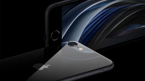 Apple Iphone SE (2020-modellen).