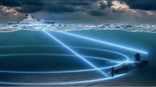 Finland ruster opp for å jakte ubåter i Østersjøen: De nye multirollekorvettene får norske sonarer