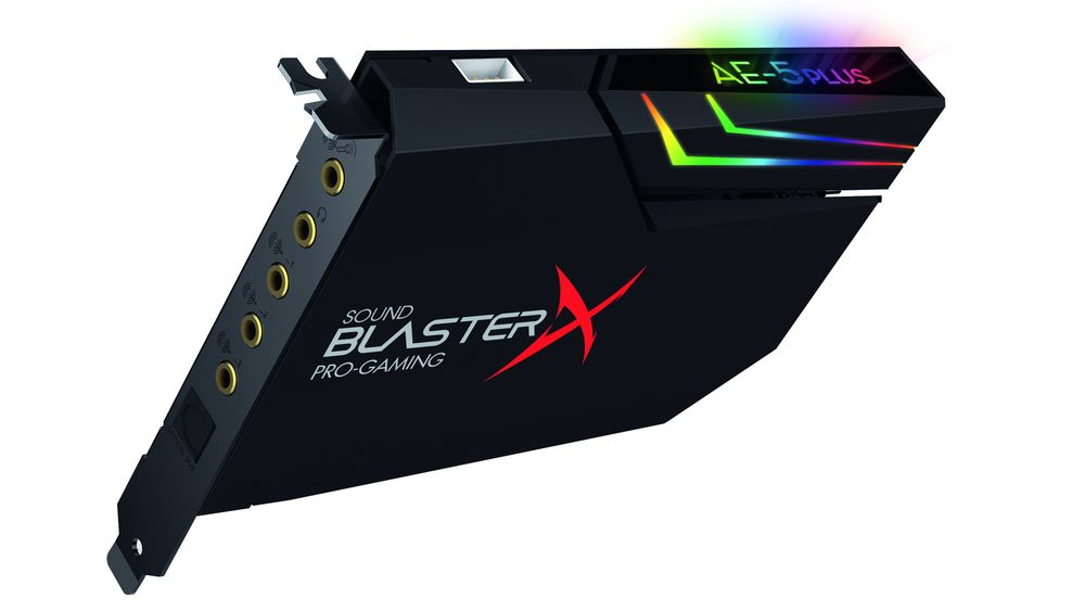 Creative Sound BlasterX AE-5 Plus