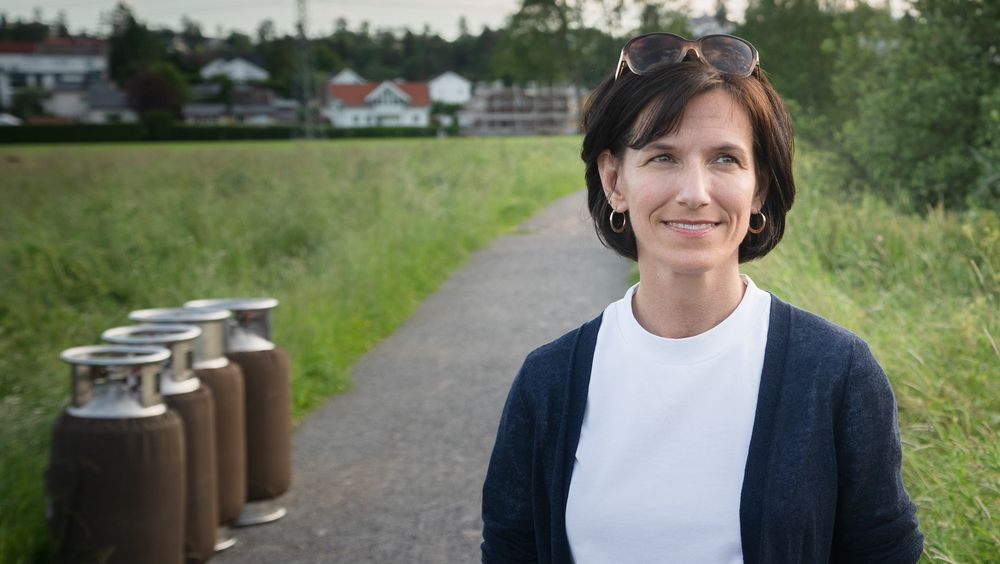 Microsofts Norgessjef Kimberly Lein-Mathisen.