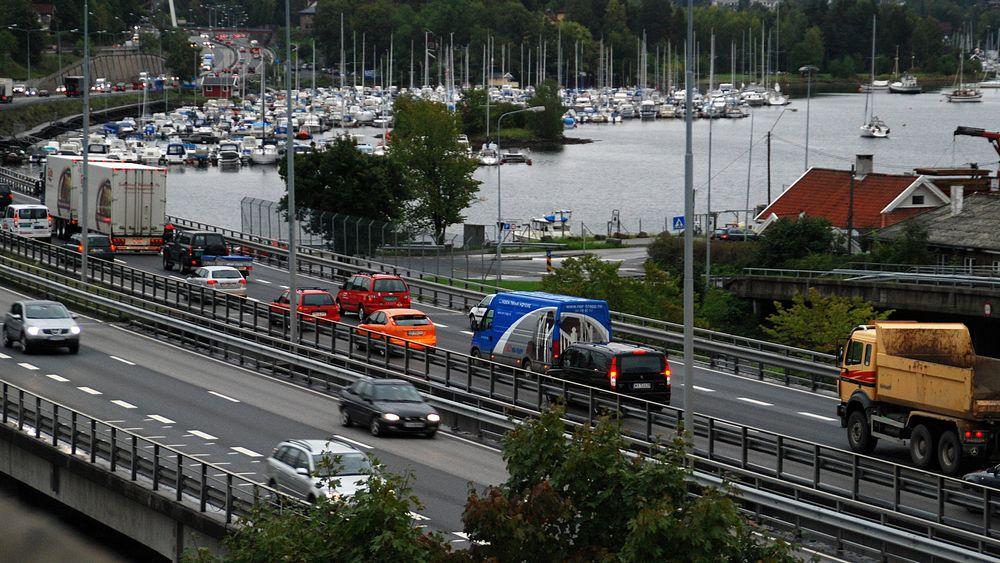 Per i dag finnes det ingen veistrekninger i Norge med redusert fartsgrense grunnet støy, men Vegdirektoratet ser ikke bort fra at det kan bli en løsning også her.